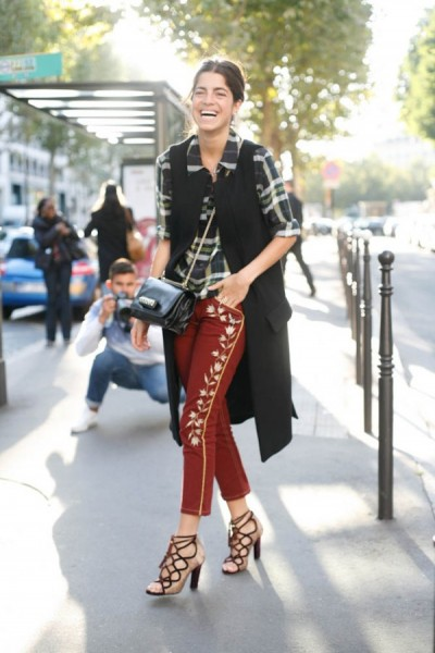 Leandra-Medine-Paris-Fashion-Week-Spring-2013-600x899