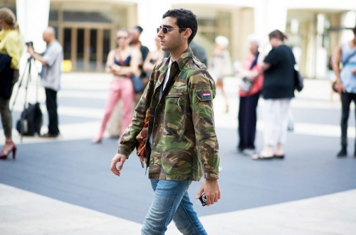 fashion-week-street-style-men-camo-coat-highsnobiety