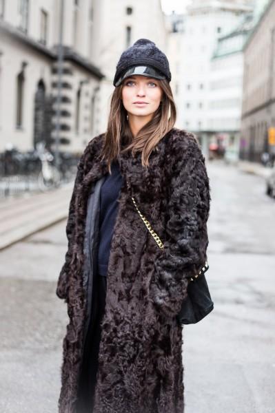 Columbine Smille, Stockholm Fashionweek