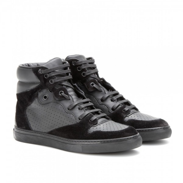 P00072946-Leather-and-suede-high-top-sneakers--STANDARD