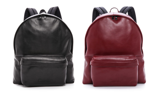 Carven-Leather-Backpacks